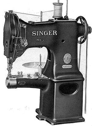 Singer 108W & 108K Parts