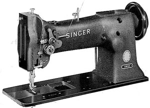 Singer 111G & 111W Parts