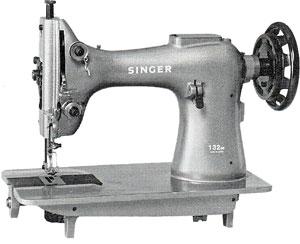 Singer 132B & 132K & 133K Parts
