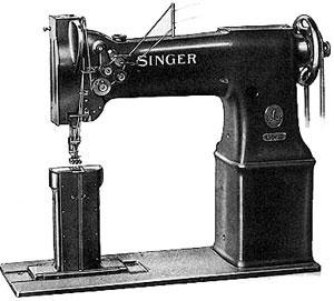 Singer 138W & 183G Parts