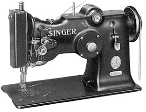 Singer 140W & 143W & 307G Parts