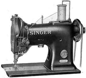 Singer 151W & 151K Parts