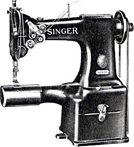 Singer 46W & 47W Parts