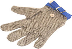 Protective Chainmail Gloves