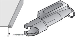 Single Fold Shell Binders