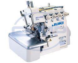 Juki Overlock, Safety Stitch Machines