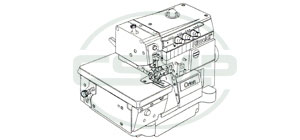 Rimoldi 629 Sewing Machine Parts