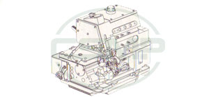 Rimoldi F29 Sewing Machine Parts