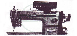 Toyota AD-340 Parts