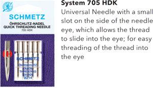 Schmetz Easy Thread Needles
