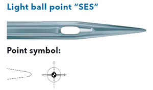 Schmetz 251SES Light Ball Point