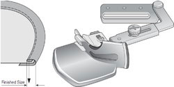 Single Fold Binders