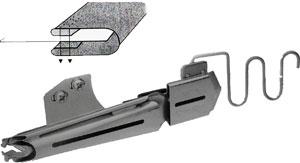 Double Fold Split Tube Binder