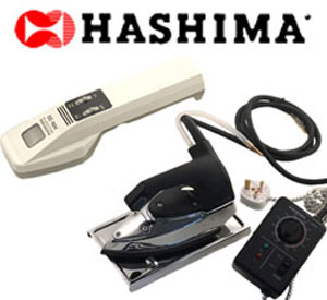 Hashima Needle Detector & Steam Irons