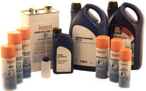 Machine Oil<br>and Lubricants