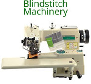 Blindstitch Machines