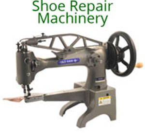 Shoe Repair Machinery